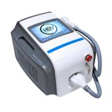 Épilation libre de laser de diode de cheveu Painfree