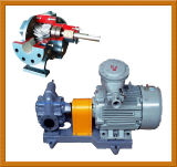 KCB (Crude Oil Diesel Oil/Heavy Oil를 위한 2CY/YCB) Gear Oil Pump