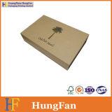 Het gemakkelijke Vakje van het Document van het Pakket Kosmetische Opvouwbare Vouwbare met Embleem