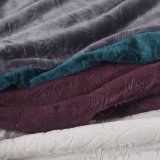 جديدة تصميم [3د] يزيّن أسلوب فانل صوف سرير غطاء