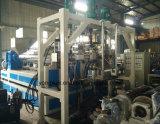 Schraube drei drei Schicht-Koextrusion-Plastikblatt-Verdrängung-Maschine, Plastikimbiss-Blatt, das Maschine, mehrschichtige Plastikflowerpot-Blatt-Verdrängung-Maschine herstellt