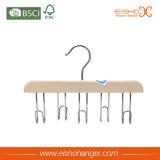 Крюков лотоса 5 высокого качества вешалка связи изготовленный на заказ деревянная