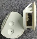 Medidor de água da caixa de engrenagem do mecanismo de partes separadas