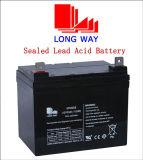 il ciclo profondo 12V33ah ricaricabile sale batteria