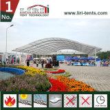 tente d'Arcum de Special de 40m pour le centre d'événement et le centre d'église au Nigéria