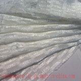 Tela de lino de nylon viscosa del telar jacquar de Tencel para la falda de la ropa de la alineada