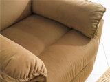 Стул софы отдыха мебели Италии кожаный самомоднейший (774#)