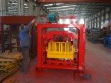 Qtj4-40 Hand het Maken van de Baksteen van het Cement van /Manual van de Machine van de Baksteen van het Cement Machine
