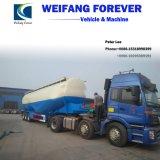 3 Mehl-Energien-Träger-Tanker-LKW-Schlussteil der Wellen-30cbm-60cbm