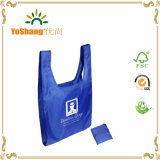 Sacchetto di nylon piegante del carrello di acquisto di modo per acquisto e la promozione