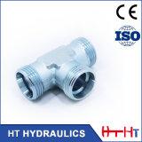 Fabrik Bsp männlich-weiblicher hydraulischer passender hydraulischer Adapter für hydraulischen Gummischlauch