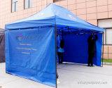CanopyMarqueeのカスタマイズされた携帯用屋外の折る避難所か望楼またはテント