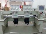 9つの針2ヘッド高速帽子によってコンピュータ化される刺繍機械