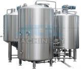 Fermentador cónico Jacketed refrigerando da cerveja (ACE-FJG-H8)