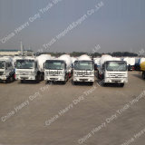 Sinotruk HOWO 8X4の具体的なミキサーの貨物自動車の頑丈なトラック