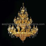 Spezifischer goldener Leuchter-Luxuxentwurf (AQ-1237)