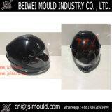 良質のプラスチック注入のオートバイのヘルメット型