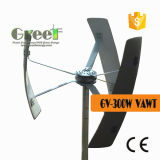 Turbine éolienne à petite écho verticale de 500 Vawt avec BV