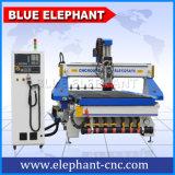 Máquina 1325, router de gravura do CNC da qualidade de Europa do CNC do Woodworking