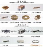 Tungsten Silver Vacuum Contact para Conector Elétrico