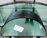 vetro Tempered vuoto della pittura della vernice della costruzione del galleggiante di 4-10mm