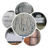 Calcined fine Aluminas per Ceramics, Refractories