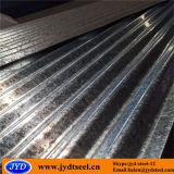 acciaio rivestito dello zinco ondulato di larghezza Az100g di 900mm per il servizio dell'India