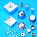 Laser-Ausschnitt-Befestigungsteil-Messingblatt-Selbstersatzteile