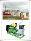 Prix usine Cummins Engine 600 kilowatts de bio gaz silencieux Genset