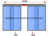 Дистанционного управления автоматическая раздвижная дверь (VZ-155)