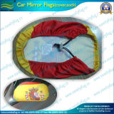 Cache miroir de voiture élastique Drapeau décoratifs (NF13F14013)