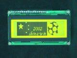TNのタイプ4ディジット7segment LCDの表示