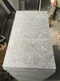 Mayorista de fábrica G684 de granito negro oscuro mosaico de piedra antideslizante