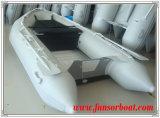 Lancha Deportiva Zodiac inflable barco con el suelo de aluminio (FWS-A290)