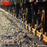 Ritardatore idraulico della pista della vasca del ritardatore di Dowty della pista per il ritardatore ferroviario della rana della ferrovia