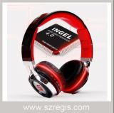 Design de HiFi banda de música estéreo sem fio do fone de ouvido Bluetooth com microfone