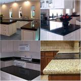 Место на кухонном столе, гранитные мойки, Предварительно разрежьте гранитными столешницами