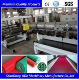 PVC 차 지면 매트 또는 양탄자 또는 패드 밀어남 기계