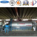 Maquinaria de borracha para a destilação de borracha Waste