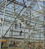 HDG Ringlock ScaffoldingかConstruction Formwork Ringlock Scaffold