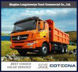 Camion à benne basculante lourd d'exploitation de Northbenz Beiben 6X4 380HP 30t
