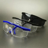Pattes réglables des lunettes de sécurité pour le tournage (SG100)