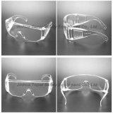 Lentille grand angle de vue matériel PC des lunettes de sécurité des lunettes de protection (SG101)