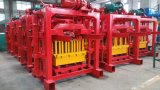Macchina per fabbricare i mattoni manuale del cemento di /Manual della macchina del mattone del cemento Qtj4-40