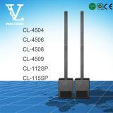Cl-4509 9lf Leistungs-allgemeine Multimedia-Zeile Quellspalte-Lautsprecher