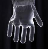 Luva plástica descartável da cirurgia do PE que faz a máquina