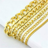 Gold Metal Chain Metal Grind Chain for Handbags