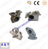 Parti del pezzo fuso dell'acciaio inossidabile con la mano lucidata dell'alta qualità
