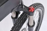 أرض روفر يطوي درّاجة كهربائيّة