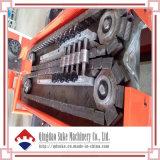 PVC PP PE 단 하나 벽 물결 모양 관 압출기 기계